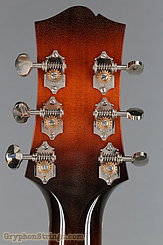 Collings Guitar C10, Mahogany top, Full body sunburst, Waverly tuners NEW Image 15