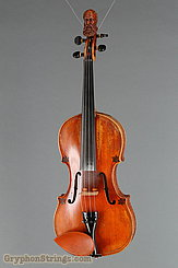Unknown Violin Maggini Carved Peghead Image 1