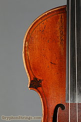 Unknown Violin Maggini Carved Peghead Image 11