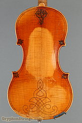 Unknown Violin Maggini Carved Peghead Image 15