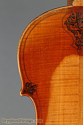 Unknown Violin Maggini Carved Peghead Image 16