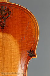 Unknown Violin Maggini Carved Peghead Image 17