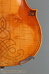 Unknown Violin Maggini Carved Peghead Image 19