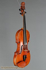 Unknown Violin Maggini Carved Peghead Image 2