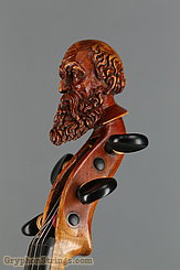 Unknown Violin Maggini Carved Peghead Image 21