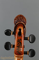 Unknown Violin Maggini Carved Peghead Image 22