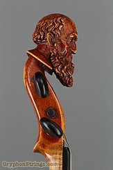 Unknown Violin Maggini Carved Peghead Image 23