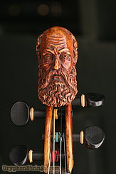 Unknown Violin Maggini Carved Peghead Image 27