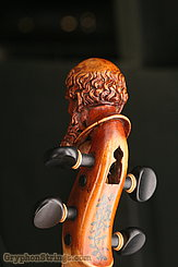 Unknown Violin Maggini Carved Peghead Image 31