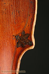 Unknown Violin Maggini Carved Peghead Image 34