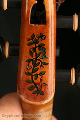 Unknown Violin Maggini Carved Peghead Image 38
