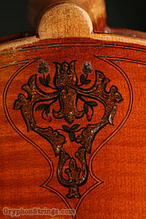 Unknown Violin Maggini Carved Peghead Image 39