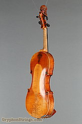 Unknown Violin Maggini Carved Peghead Image 4