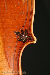 Unknown Violin Maggini Carved Peghead Image 40