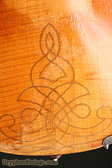Unknown Violin Maggini Carved Peghead Image 42