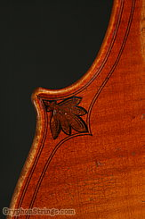 Unknown Violin Maggini Carved Peghead Image 43