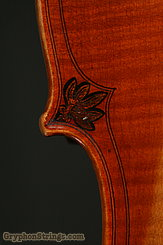 Unknown Violin Maggini Carved Peghead Image 44
