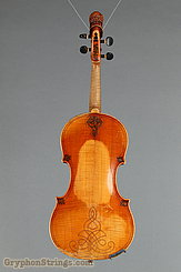 Unknown Violin Maggini Carved Peghead Image 5