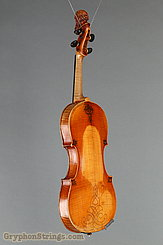 Unknown Violin Maggini Carved Peghead Image 6