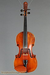 Unknown Violin Maggini Carved Peghead Image 9