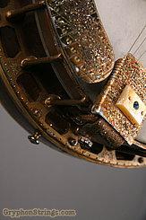 c. 1970s Maurice Mayes Banjo Folk Art Banjo-Guitar Image 11