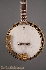c. 1970s Maurice Mayes Banjo Folk Art Banjo-Guitar Image 12