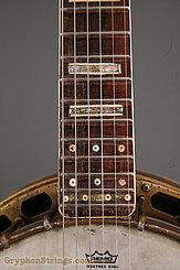 c. 1970s Maurice Mayes Banjo Folk Art Banjo-Guitar Image 14