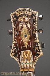 c. 1970s Maurice Mayes Banjo Folk Art Banjo-Guitar Image 18