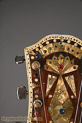 c. 1970s Maurice Mayes Banjo Folk Art Banjo-Guitar Image 20