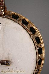 c. 1970s Maurice Mayes Banjo Folk Art Banjo-Guitar Image 23