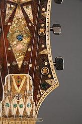 c. 1970s Maurice Mayes Banjo Folk Art Banjo-Guitar Image 27