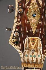 c. 1970s Maurice Mayes Banjo Folk Art Banjo-Guitar Image 28