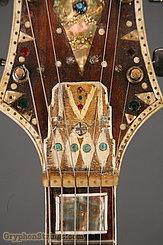 c. 1970s Maurice Mayes Banjo Folk Art Banjo-Guitar Image 29