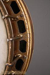 c. 1970s Maurice Mayes Banjo Folk Art Banjo-Guitar Image 3