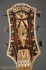 c. 1970s Maurice Mayes Banjo Folk Art Banjo-Guitar Image 30