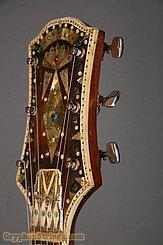 c. 1970s Maurice Mayes Banjo Folk Art Banjo-Guitar Image 31