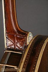 c. 1970s Maurice Mayes Banjo Folk Art Banjo-Guitar Image 41