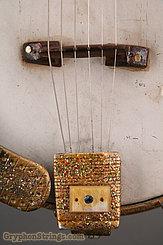 c. 1970s Maurice Mayes Banjo Folk Art Banjo-Guitar Image 45