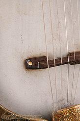 c. 1970s Maurice Mayes Banjo Folk Art Banjo-Guitar Image 6