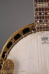 c. 1970s Maurice Mayes Banjo Folk Art Banjo-Guitar Image 67