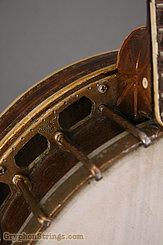 c. 1970s Maurice Mayes Banjo Folk Art Banjo-Guitar Image 7