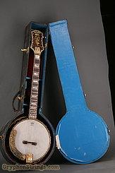 c. 1970s Maurice Mayes Banjo Folk Art Banjo-Guitar Image 80