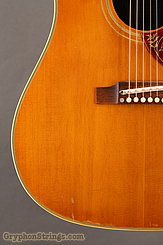 1965 Gibson Hummingbird, natural top Image 10