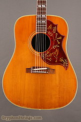 1965 Gibson Hummingbird, natural top Image 7