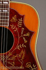 1965 Gibson Hummingbird, natural top Image 8