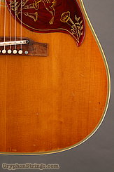 1965 Gibson Hummingbird, natural top Image 9