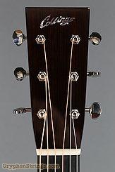 "Collings Guitar OM2HMRA, Adirondack top, Madagascar back and sides, No tongue brace, 1 3/4"" nut NEW Image 13"