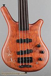 2002 Warwick Bass Jack Bruce LTD Signature Fretless Thumb Bass #55/107 Image 10