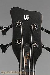 2002 Warwick Bass Jack Bruce LTD Signature Fretless Thumb Bass #55/107 Image 12