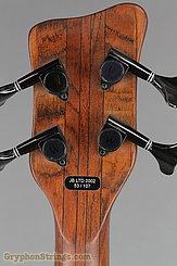 2002 Warwick Bass Jack Bruce LTD Signature Fretless Thumb Bass #55/107 Image 14